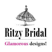 Ritzy Bridal Logo